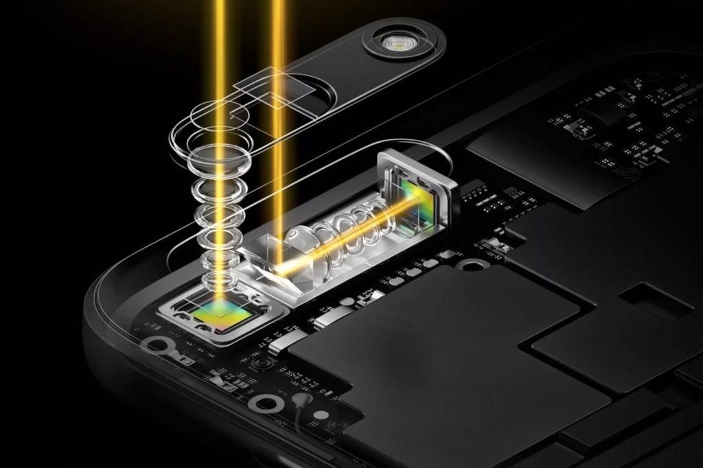 Oppo y su zoom(acercamiento) óptico híbrido 10x para celulares quieren demostrar que mas casi siempre es mejor