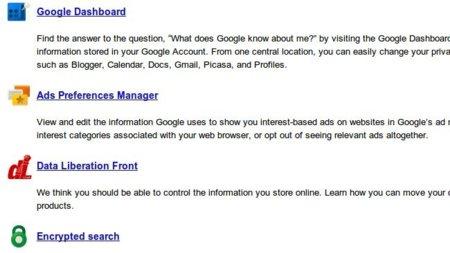 Google actualizará su política de privacidad para hacerla más fácil de entender