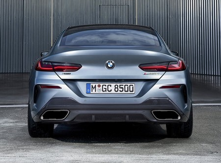 Bmw 8 Series Gran Coupe 2020 1280 2d