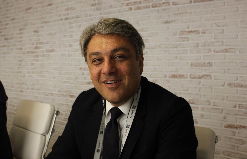 Luca De Meo Seat