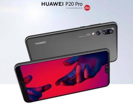 Huawei P20 Pro de 128GB, con triple cámara Leica, a su precio mínimo: 599,99 euros y envío gratis
