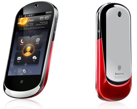Lenovo Lephone, otro Android para China que se deja ver de forma oficial