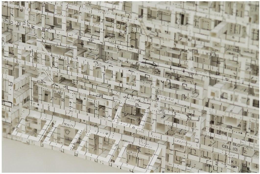 Foto de Ciudades de papel por Katsumi Hayakawa (5/14)