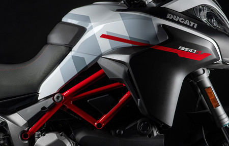 Ducati Multistrada 950s Gp White 2020