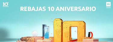 Las 16 mejores ofertas del aniversario Xiaomi: smart TVs, patinetes eléctricos, aspiradores, móviles y más