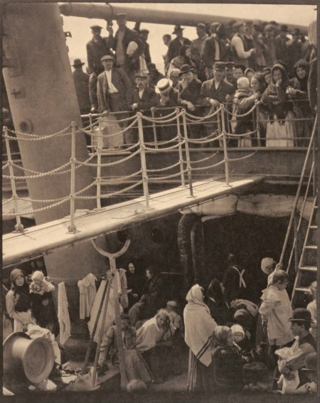 Alfred Stieglitz American The Steerage Google Art Project
