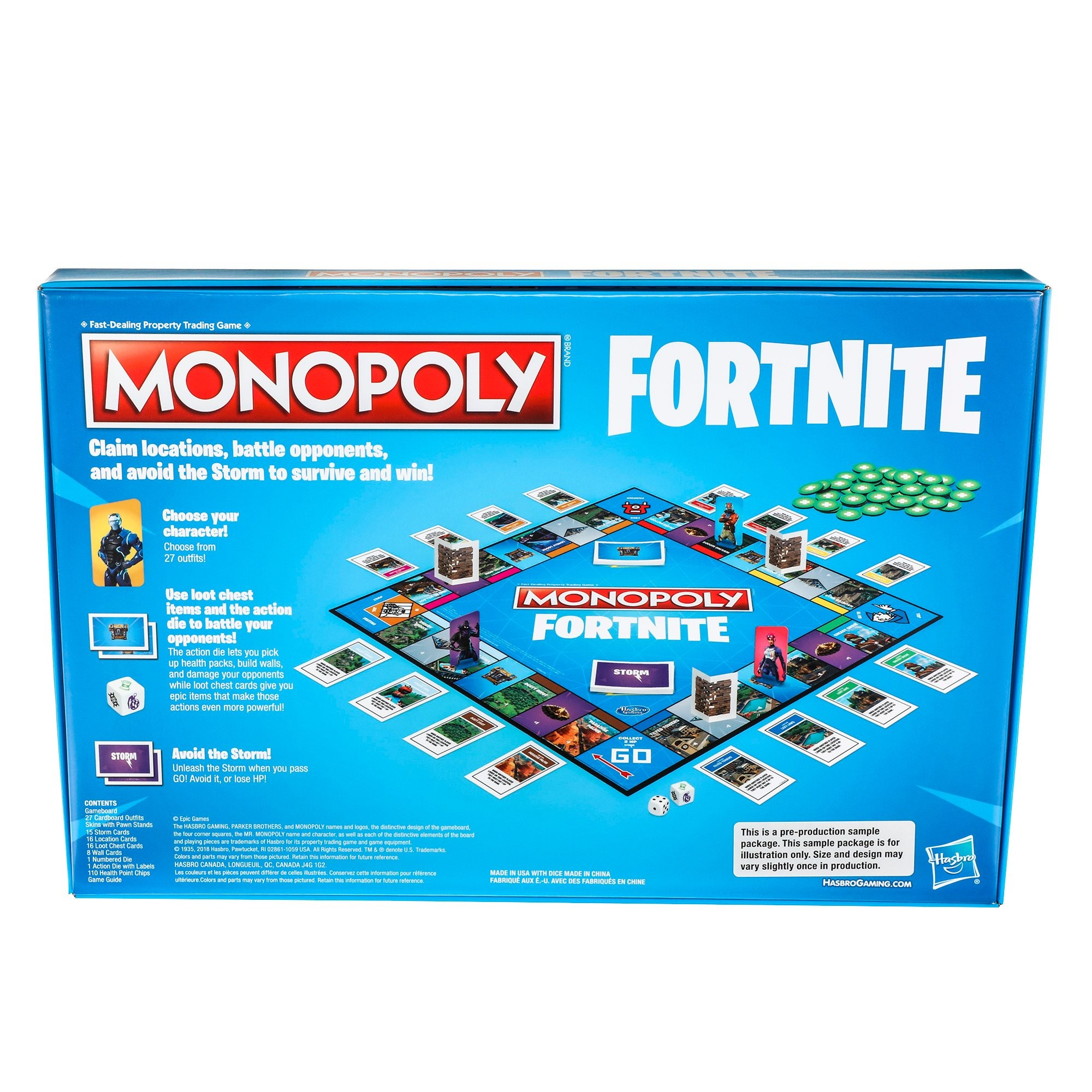 Foto de Monopoly de Fortnite (3/5)