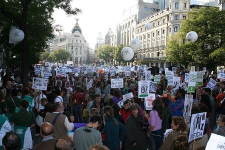 12D - manifestación en Madrid: ¿por qué se manifiestan los sindicatos?