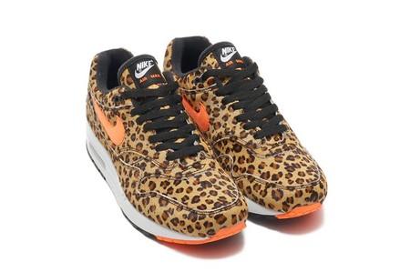 El Nike Air Max 1 Saca Su Lado Mas Salvaje Este Verano Con Una Linea Exclusiva Inspirada En El Animal Print 2
