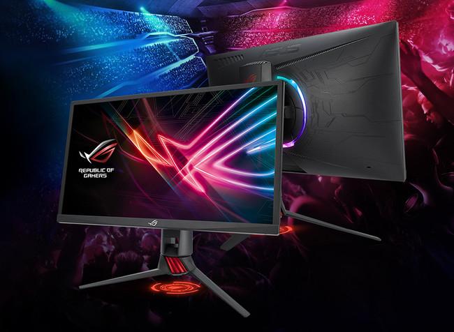 Asus sigue apostando por los jugones de la casa con otro monitor gaming: el Asus ROG STRIX XG248Q