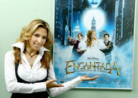 Gisela pone voz a lo último de Disney