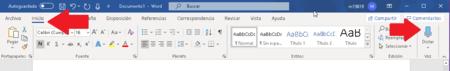 Windows 10 Dictado Voz Word