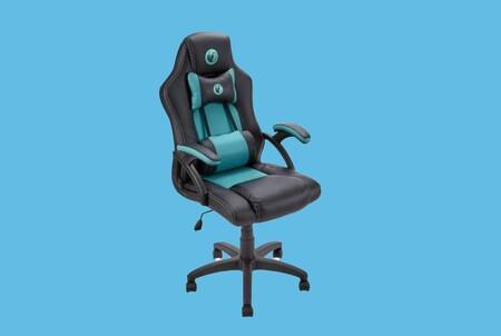 Gana en comodidad mientras juegas con una silla gaming como esta Nacon: en oferta por 89,99 euros en Amazon