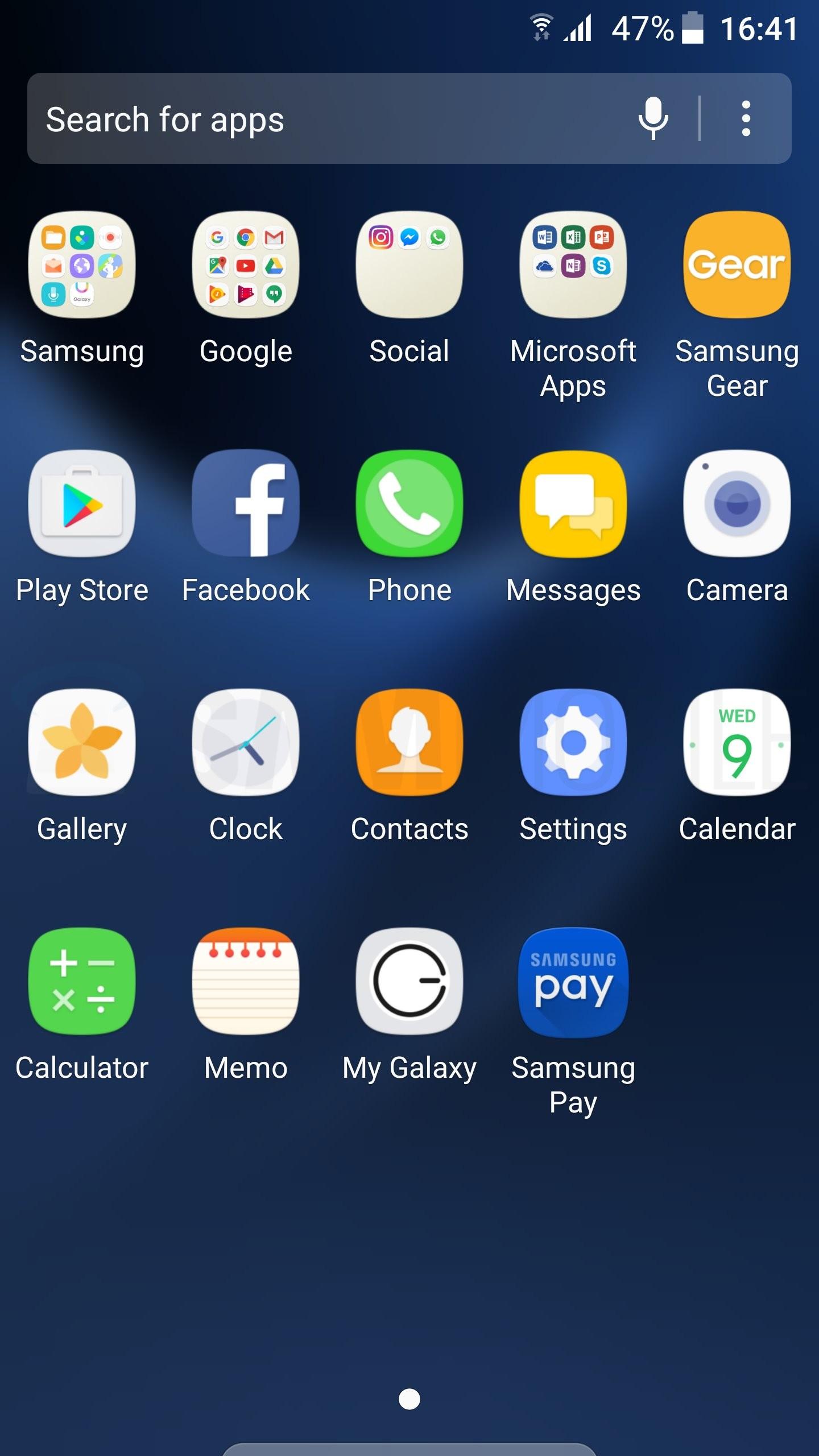 Foto de Capturas Android 7.0 Nougat en el Samsung Galaxy S7 (26/65)
