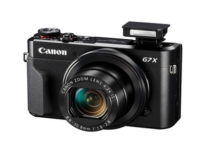 Más barata todavía: la Canon PowerShot G7 X Mark II, en eBay, ahora por 465 euros