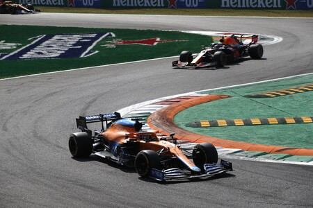 Daniel Ricciardo devuelve a McLaren a la victoria el día de la venganza de Max Verstappen sobre Lewis Hamilton