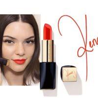 Kendall Jenner ya tiene su propia barra de labios de Estée Lauder