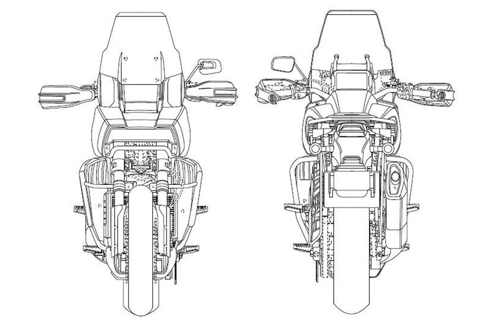 Foto de Patentes Harley-Davidson (9/16)