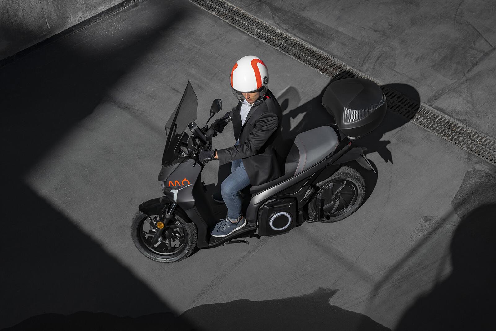 Foto de SEAT MÓ eScooter 125 (54/81)