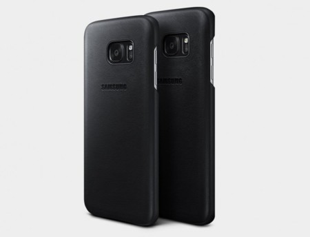 S7 Leather Cover