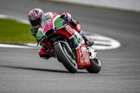 Aleix Espargaro Gp Gran Bretana Motogp 2018