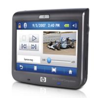HP iPaq 310 Travel Companion, primer GPS exclusivo
