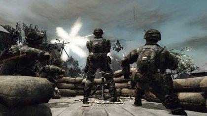Imágenes de Battlefield 2: Modern Combat para 360