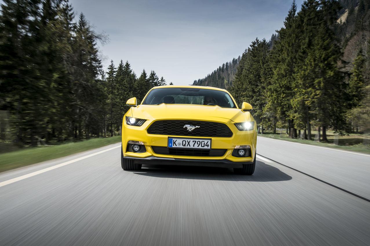 Foto de Ford Mustang 2015 (17/53)