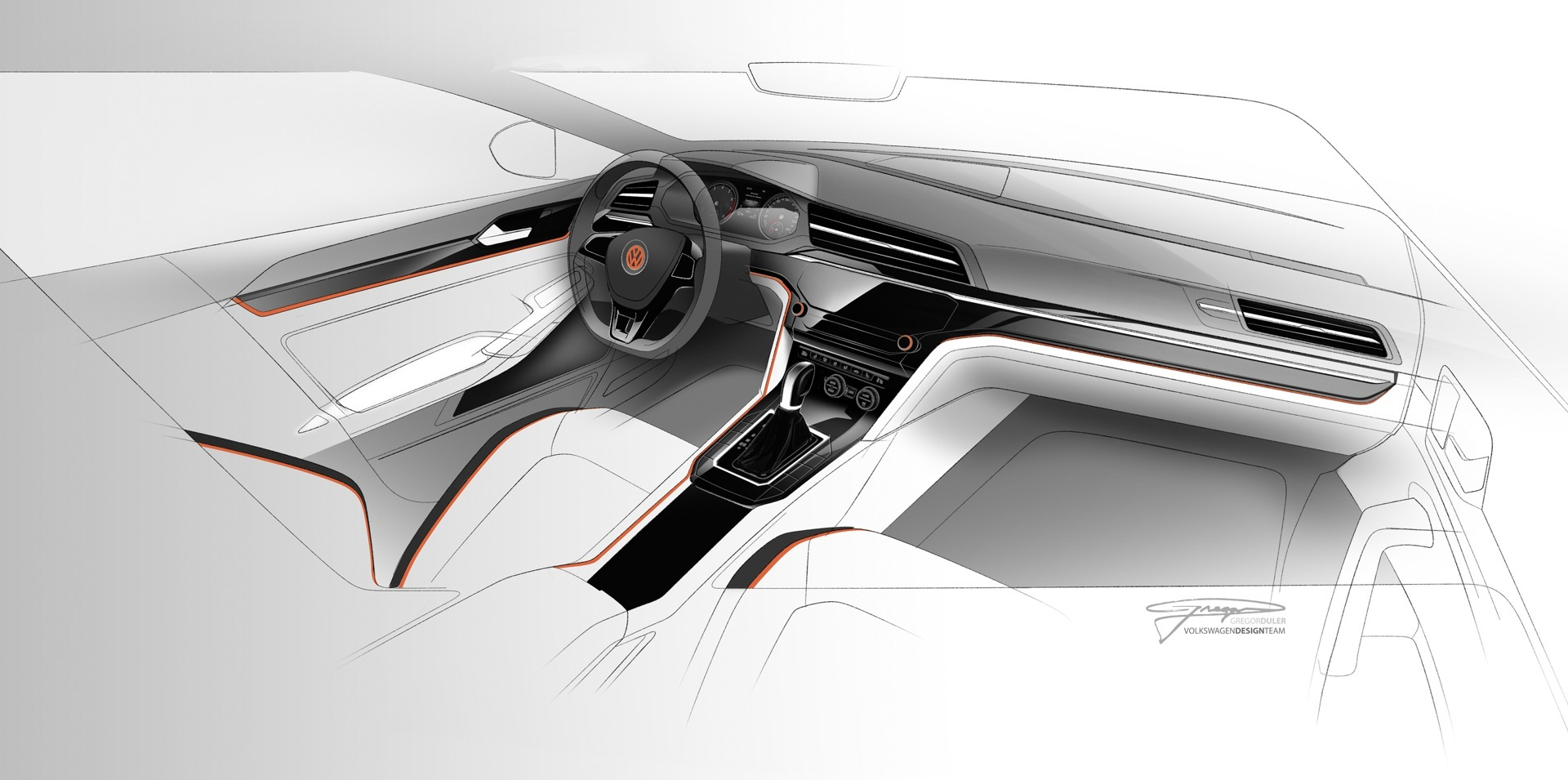 Volkswagen Nmc New Midsize Coup 233 10 13