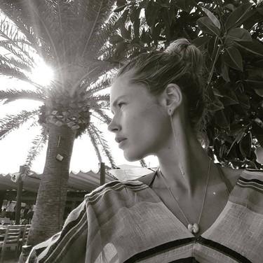 Doutzen Kroes, otra celeb más que se rinde a los encantos de Ibiza