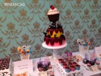 La Feria de Repostería Artística 'Think in Cakes' deja muy buen sabor de boca en A Coruña