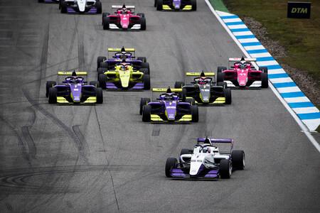 Las W Series, las carreras de coches femeninas, serán teloneras de la Fórmula 1 en 2021