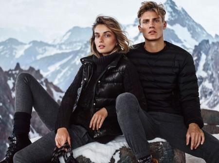 Desde los alpes nos llega la colección Après Ski de Massimo Dutti en edición limitada