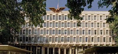La embajada americana en Londres será un hotel de lujo