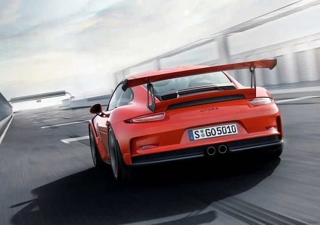 Foto de Porsche 911 GT3 RS (6/8)