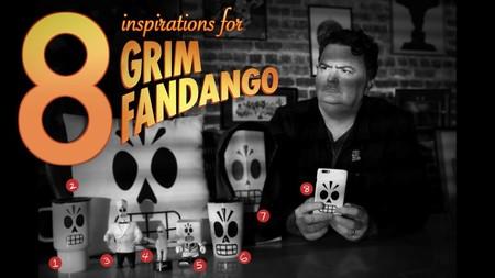 20 años de Grim Fandango: ocho inspiraciones con las que Tim Schafer creó el mundo de Manny Calavera