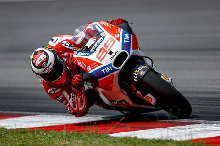 Lorenzo Ducati Sepang Test 2017