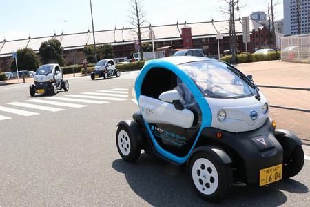 Nissan Lanza Renta De Autos Electricos 4