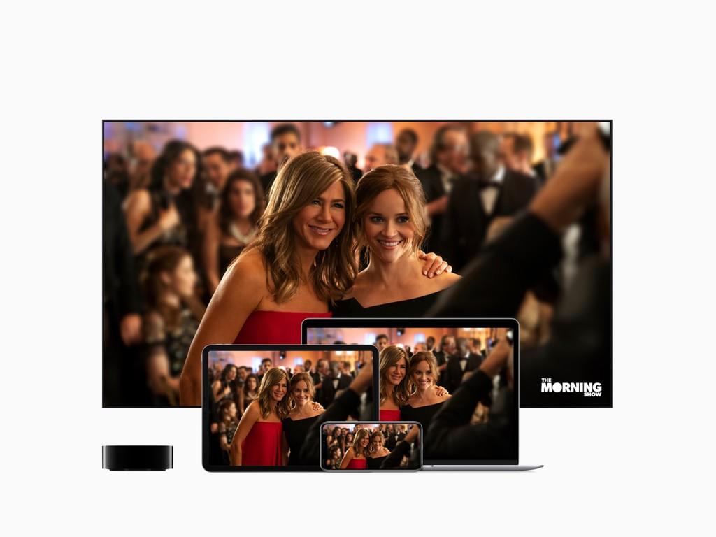 Construir Apple™ TV+ no fue nada sencillo: Apple™ trató de comprar productoras de Hollywood anteriormente de ser ellos mismos una