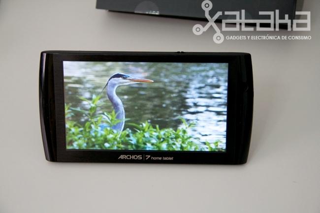 Foto de Archos 7 Home Tablet análisis (6/7)