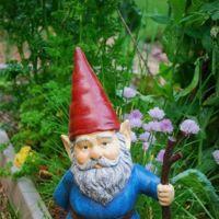 Enanos de jardín, decoración o aberración