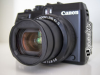 Probamos la Canon PowerShot G1X