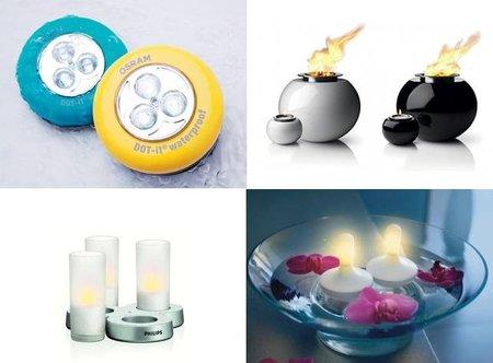 nuevos tipos de velas