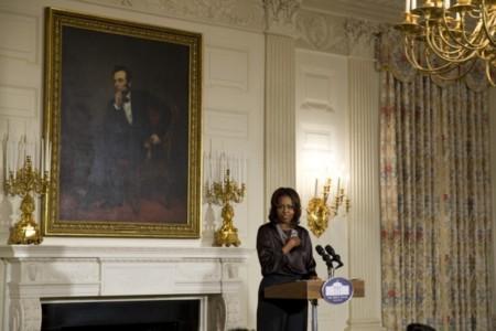 Los 50 años de la primera dama que Lincoln hubiera querido