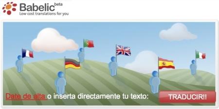 Babelic, servicio de traducciones online