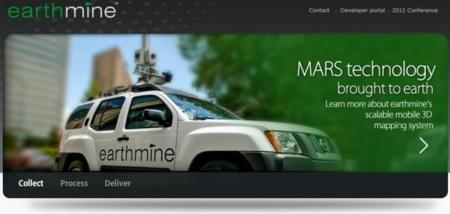 Nokia compra Earthmine para integrar su tecnología de captura 3D en Here, su aplicación de mapas
