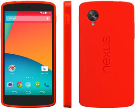 Las nuevas fundas 'bumper' para Nexus 5