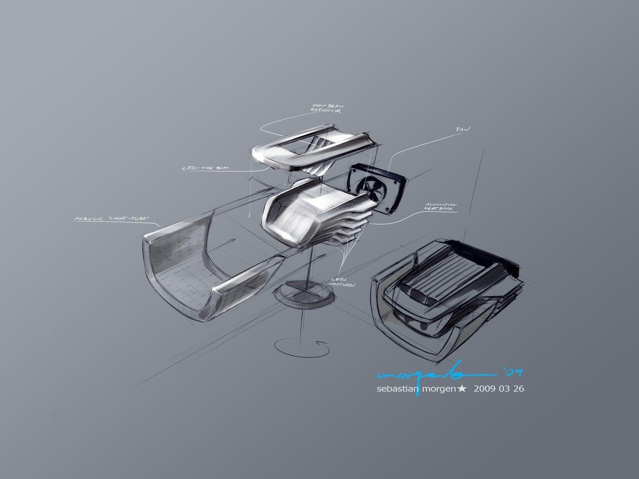Foto de BMW Vision EfficientDynamics 2009 (7/92)