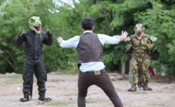 'Jurassic World' tiene un remake porno gay tailandés que está arrasando en Internet; la imagen de la semana
