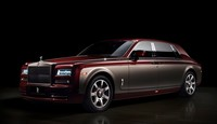 Rolls-Royce Phantom edición especial 'Pinnacle Travel': lujo artesano para China